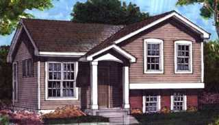 image of The Chestnut House Plan